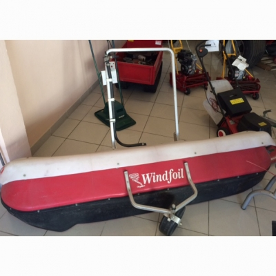 WINDFOIL WG6 Fumigadora Manual